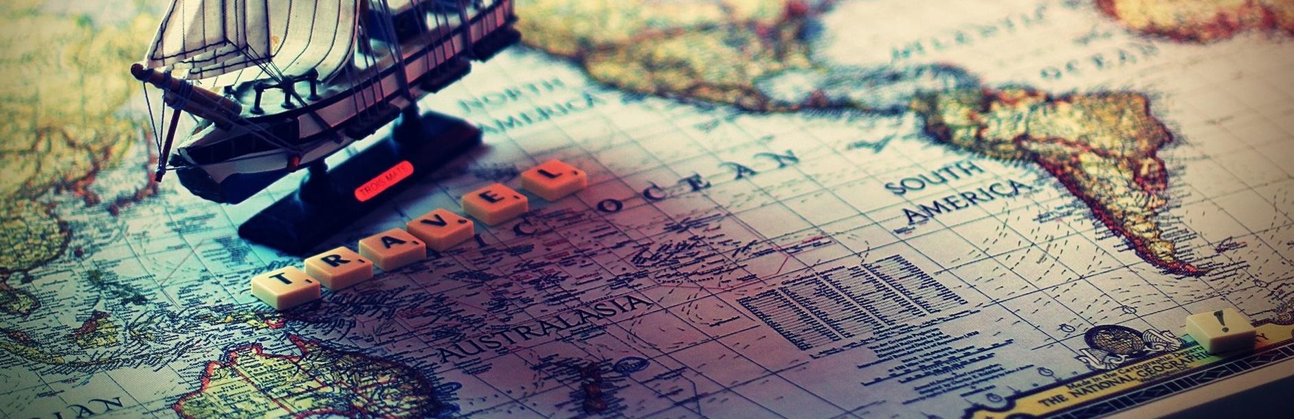 Vijf redenen waarom reizen één van mijn grootste liefdes is